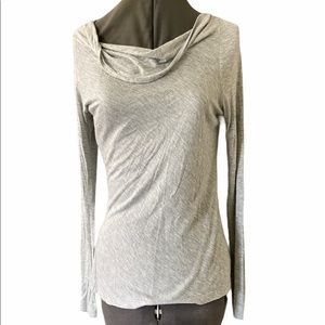 7 for all mankind long sleeve top